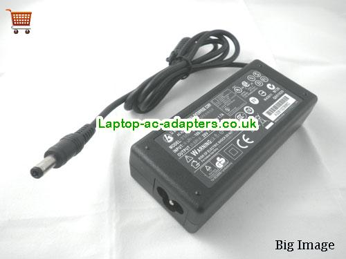 Discount LCD TV Adapter 20v 3.25a, low price LCD / LED TV monitor 20v 3.25a adapter