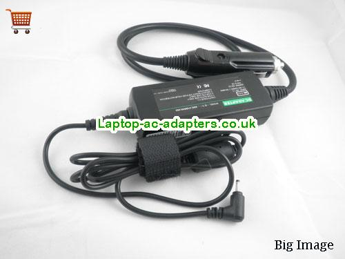 Discount Laptop 19V 2.1A  car adapter, low price 19V 2.1A  laptop car charger